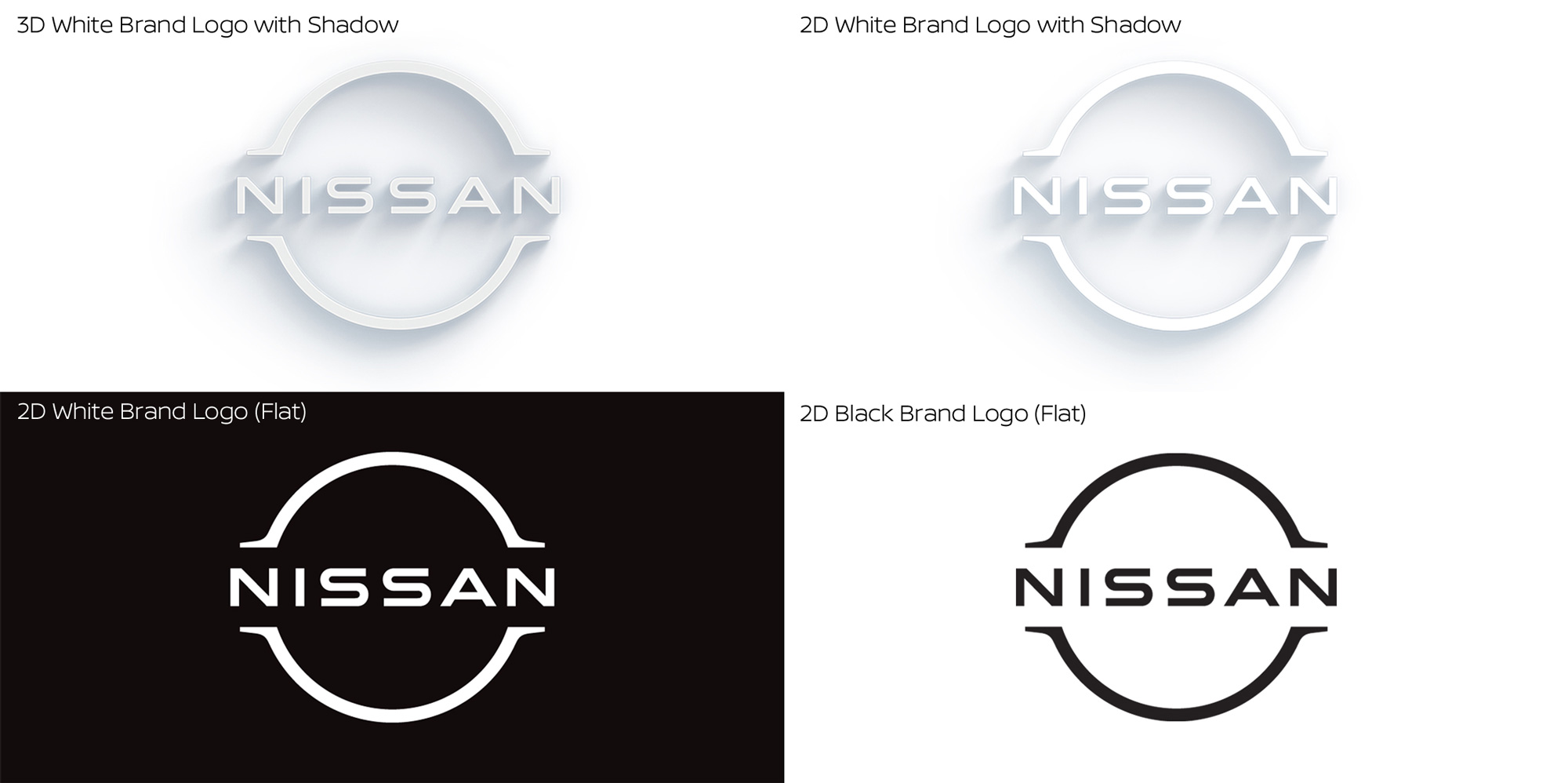 New Logo for Nissan done In-house