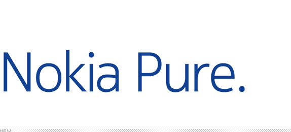 Nokia's New Brand Typeface