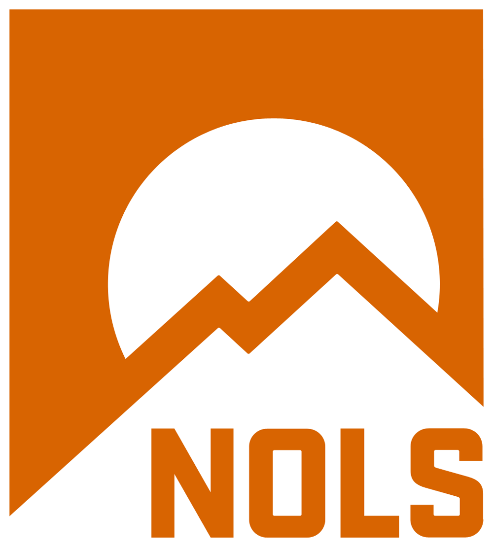 brand new new logo for nols by magnifico design and wolf wilhelmine. Black Bedroom Furniture Sets. Home Design Ideas
