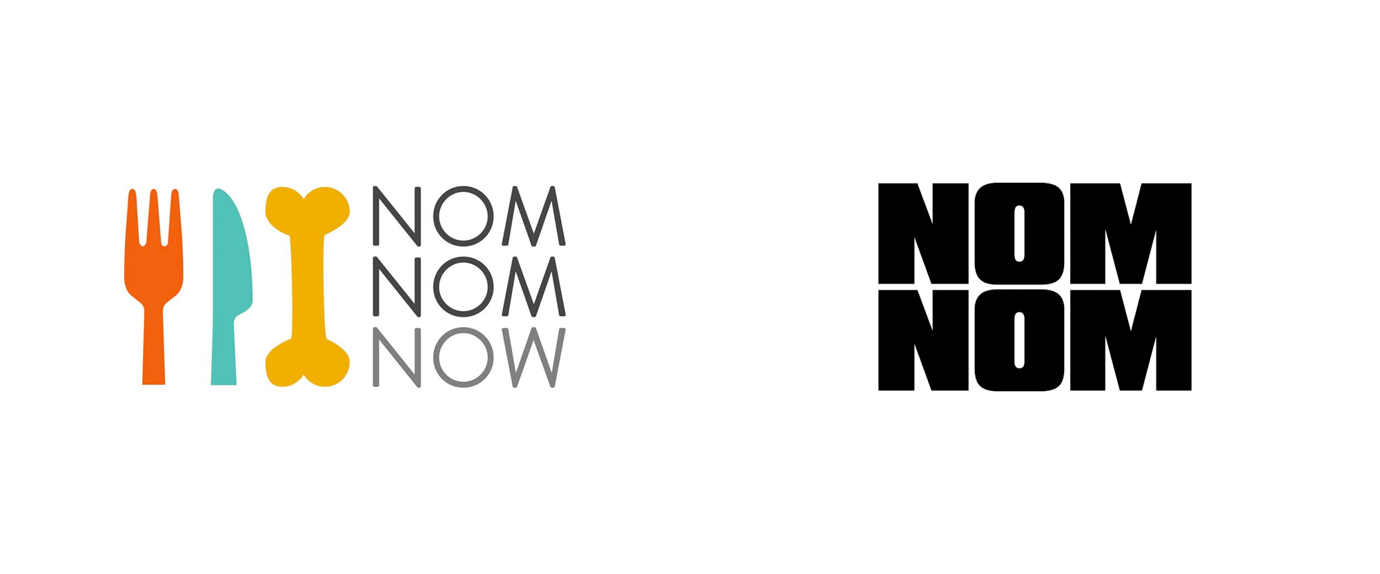 New Name and Logo for Nom Nom by Bullish