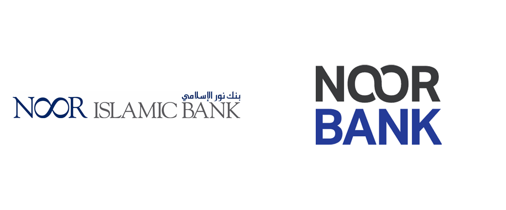 New Logo and Identity for Noor Bank by Wolff Olins