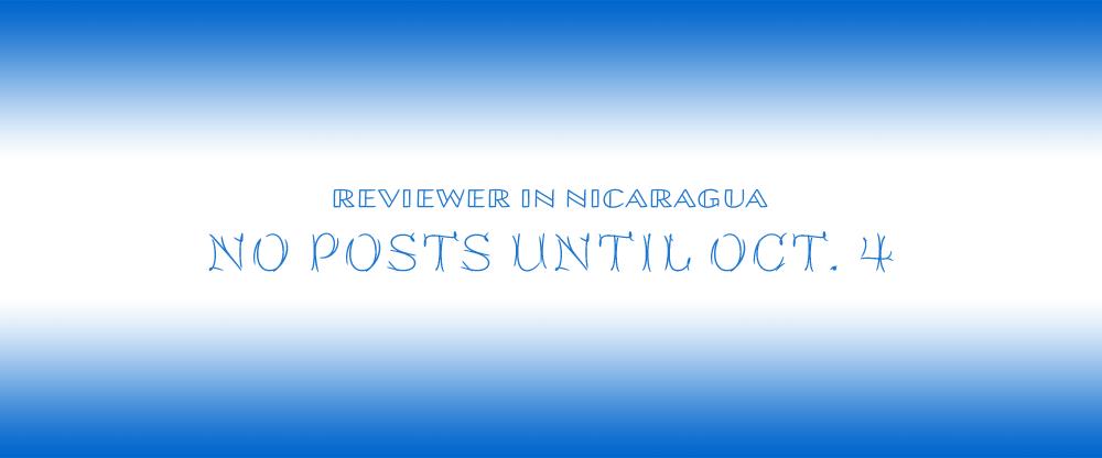 No Posts until Oct. 4