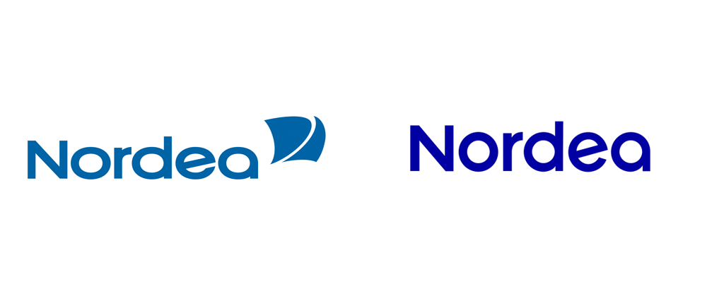 New Logo for Nordea