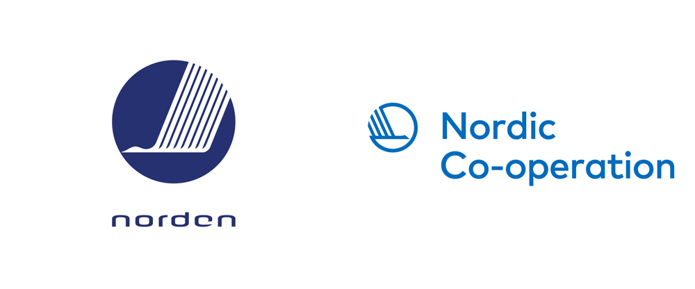 New Logo and Identity for Nordic Co-operation by Kontrapunkt