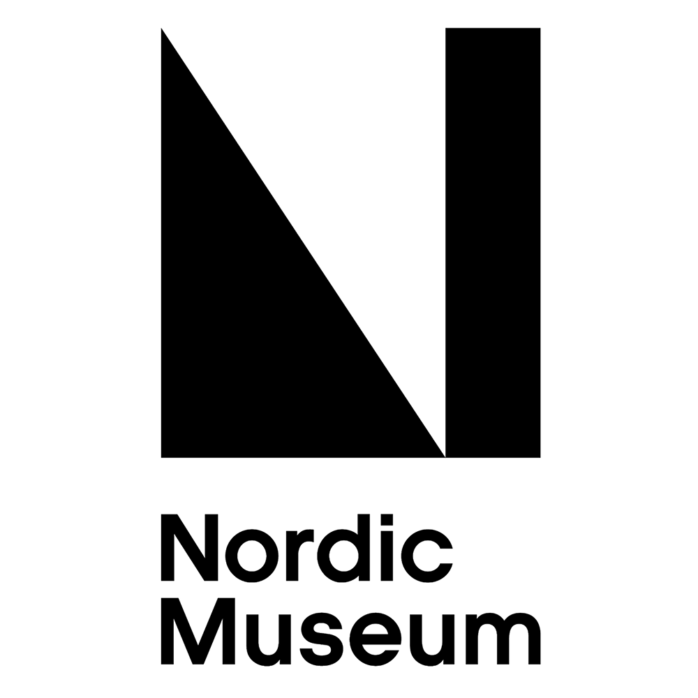 New Logo and Identity for Nordic Museum by Turnstyle