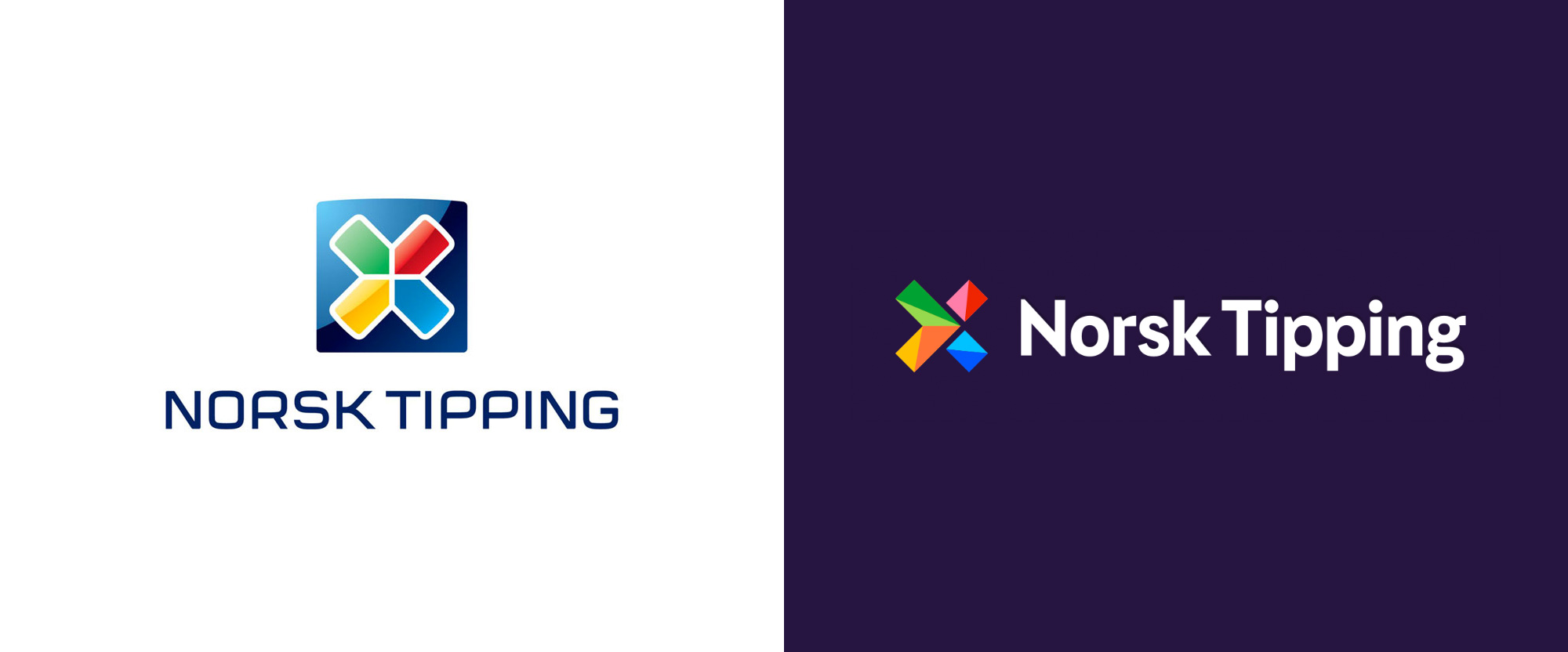 New Logo for Norsk Tipping by Dinamo