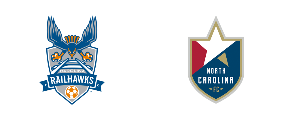 New Name and Logo for North Carolina FC