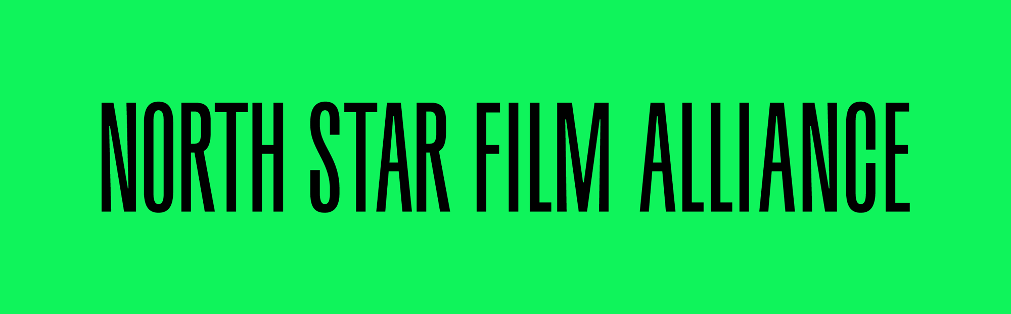 New Logo and Identity for North Star Film Alliance by BOND