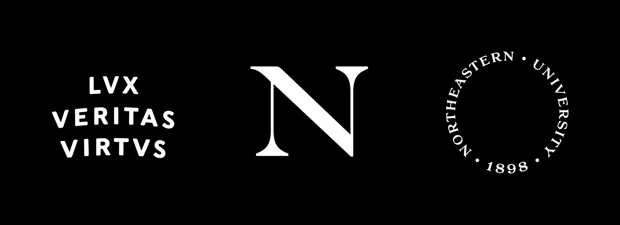 New Logo and Identity for Northeastern University by Upstatement