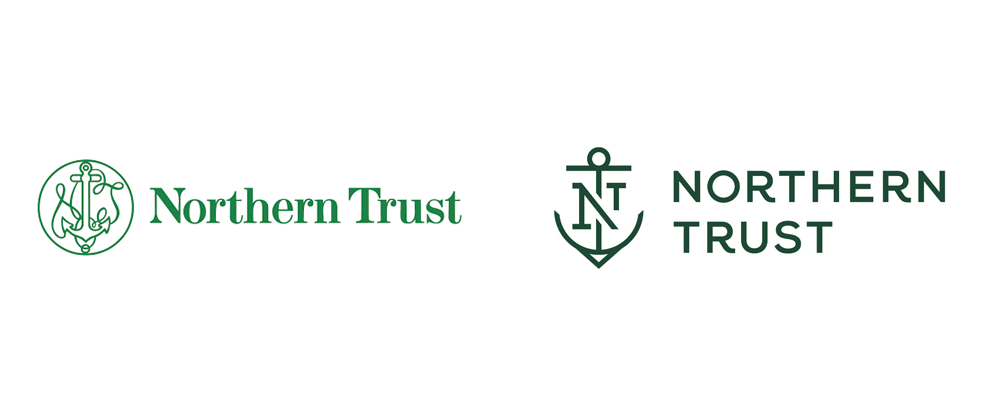 New Logo for Northern Trust by VSA Partners