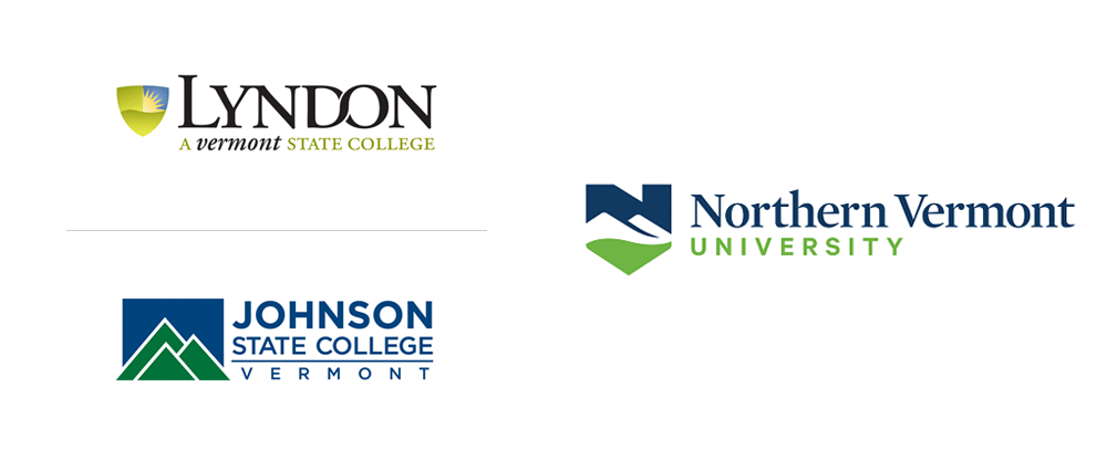 New Name and Logo for Northern Vermont University