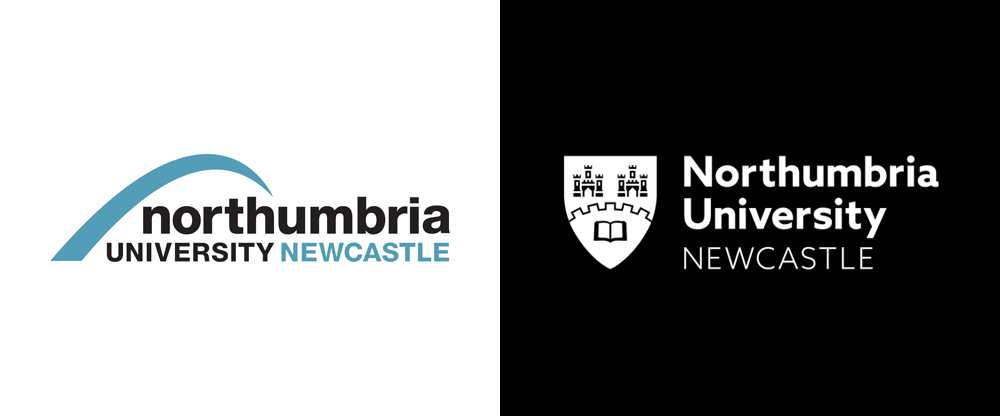 New Logo for Northumbria University