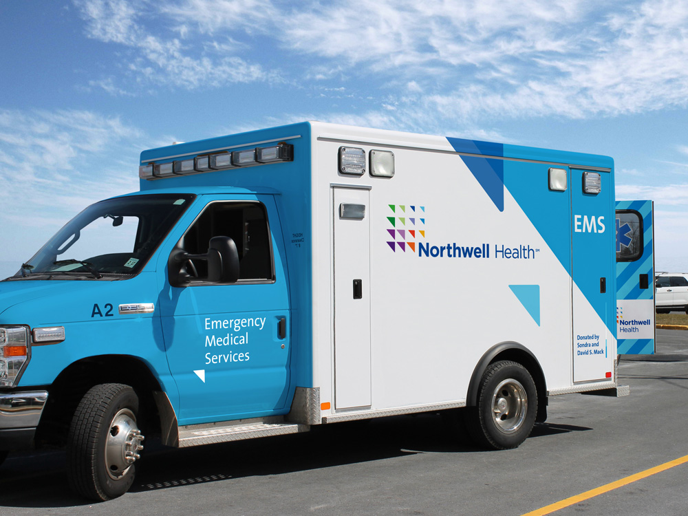 New Logo and Identity for Northwell Health by Monigle Associates
