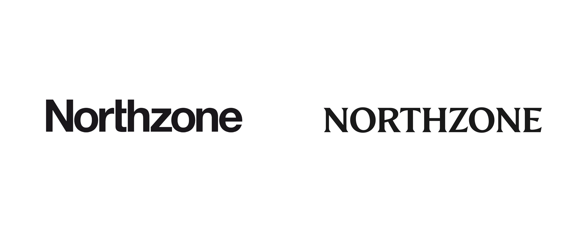 New Logo and Identity for Northzone by Ragged Edge