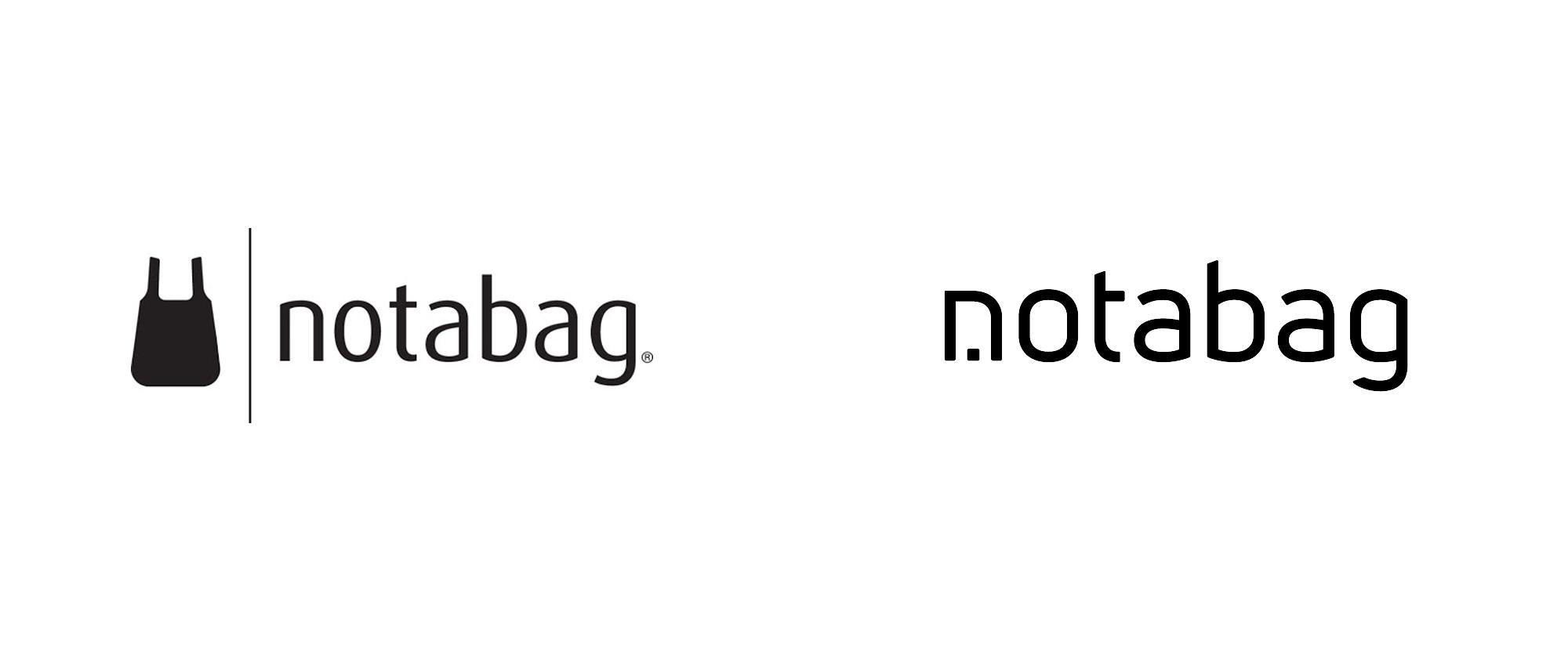 New Logo for Notabag