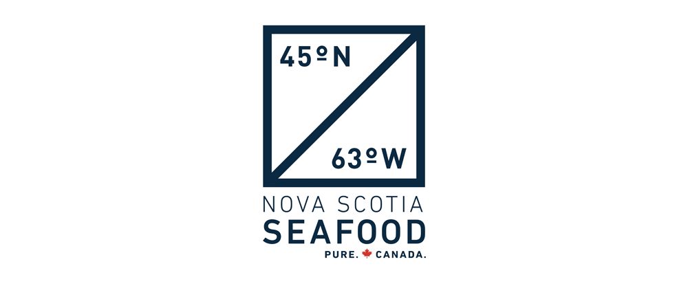 New Logo and Identity for Nova Scotia Seafood by Arrivals + Departures
