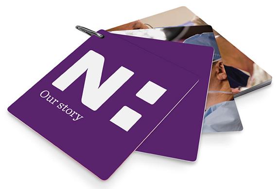 Novant Health Logo and Identity