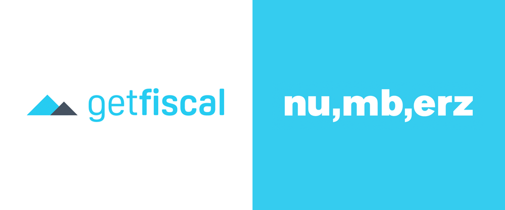 New Logo, and Identity for Numberz by NH1 Design