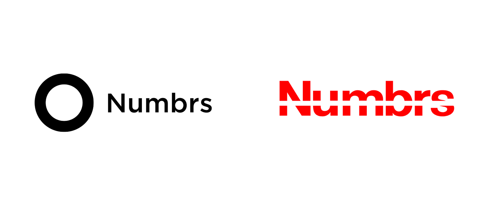 New Logo for Numbrs