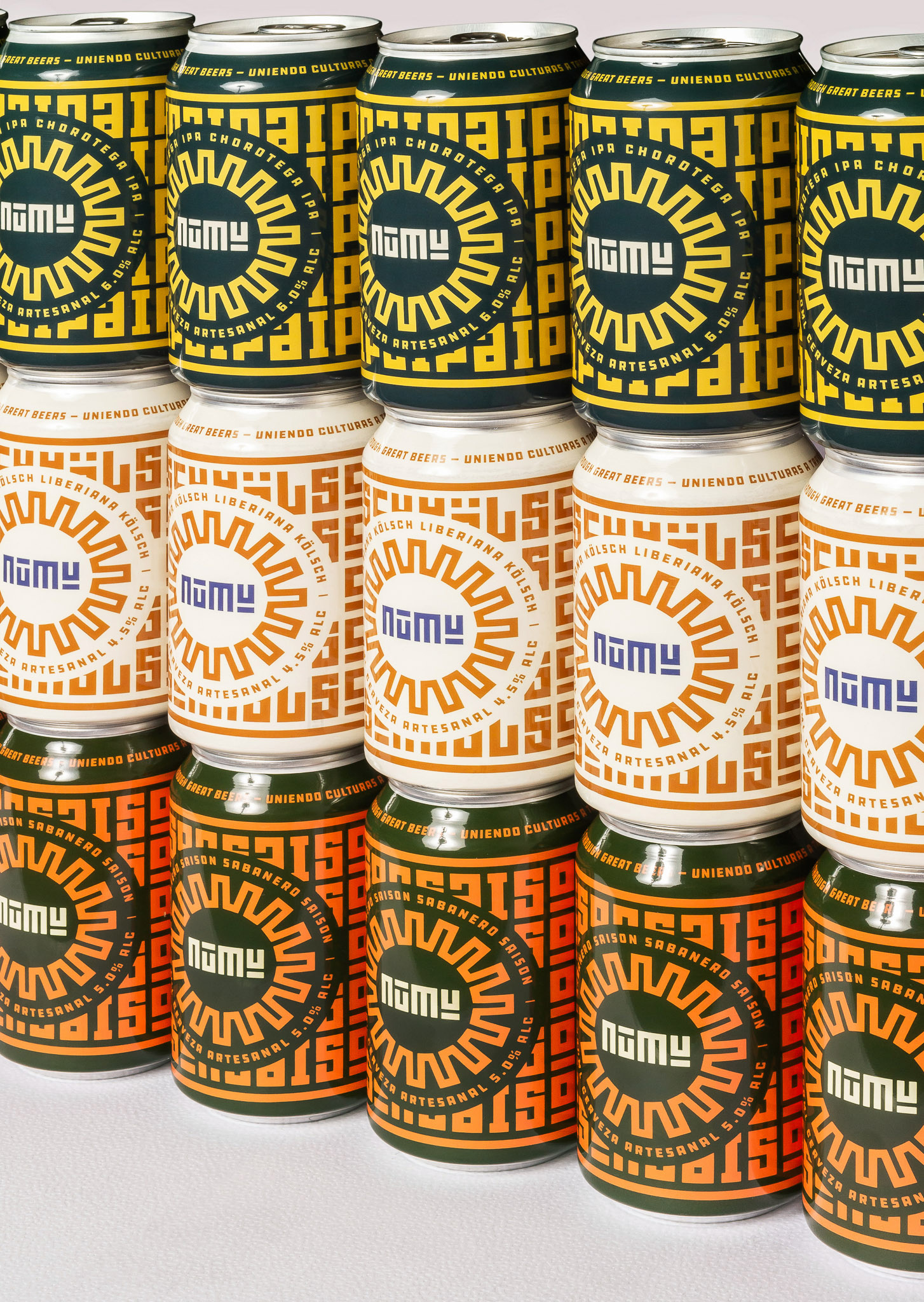 New Logo and Packaging for NUMU by Pupila