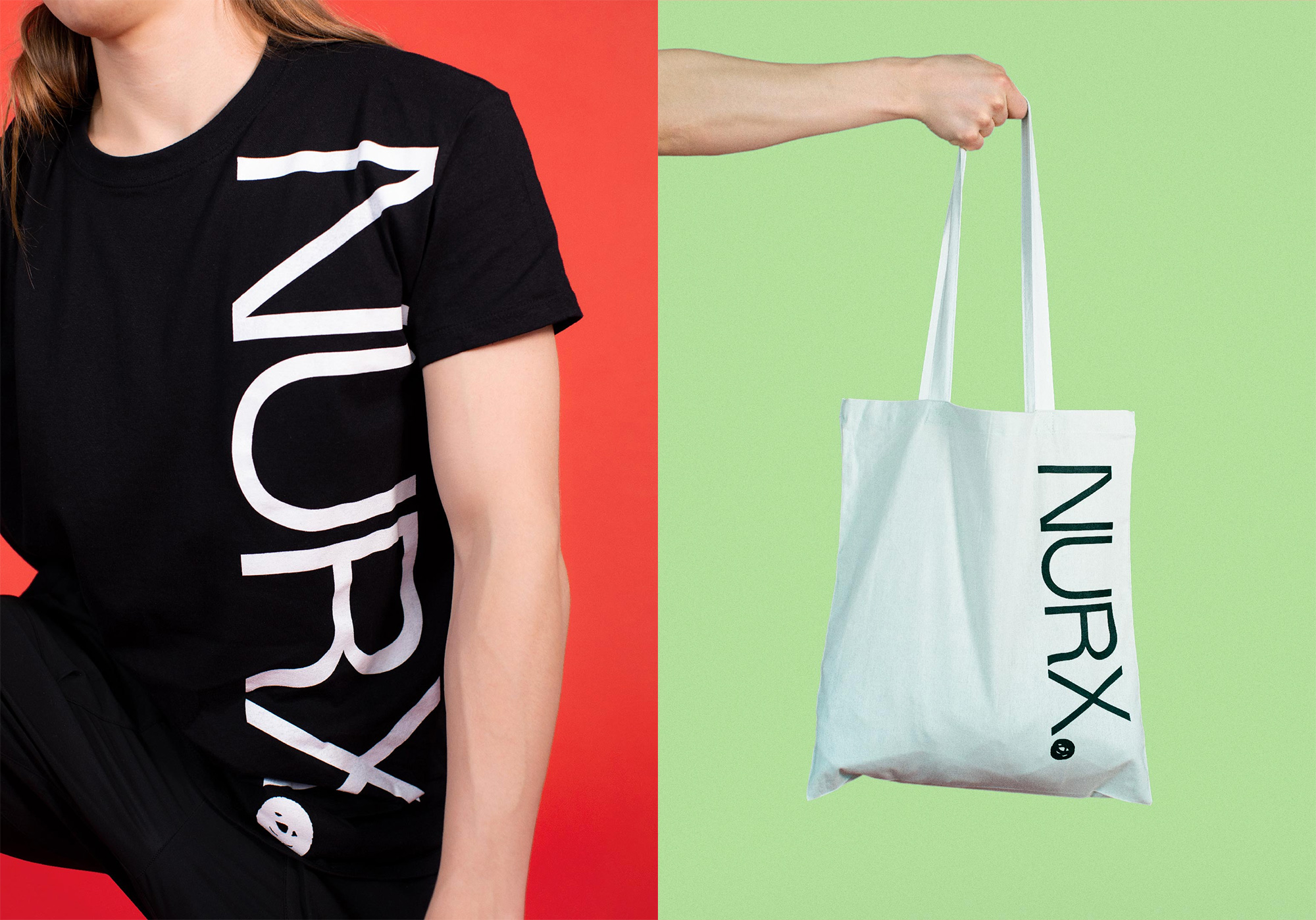 New Logo and Identity for Nurx by Koto