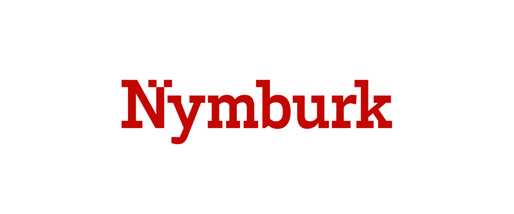 New Logo and Identity for Nymburk by Colmo