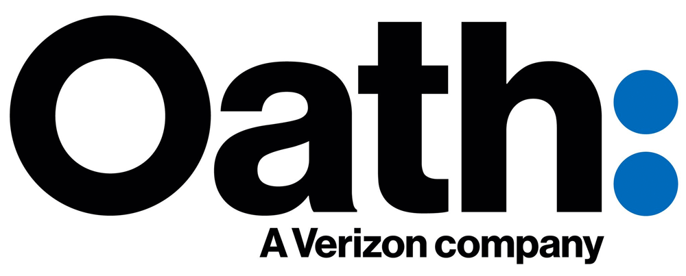 Brand New New Name And Logo For Oath