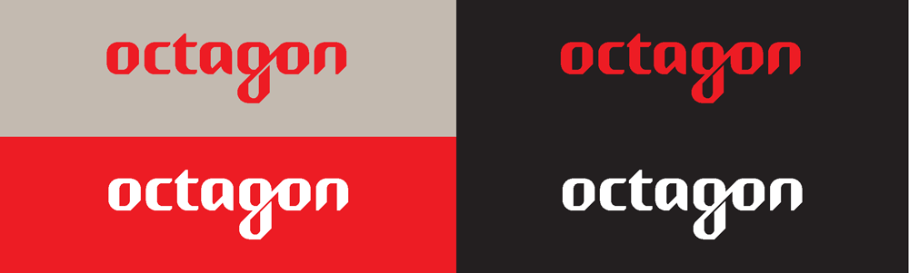New Logo for Octagon by Futurebrand