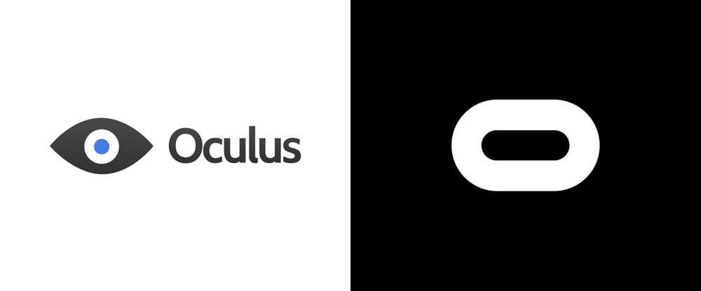 New Logo for Oculus by Cory Schmitz, Mackey Saturday, and Nicolaus Taylor
