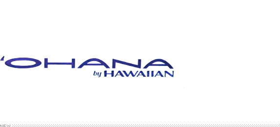 Ohana by Hawaiian Logo, New