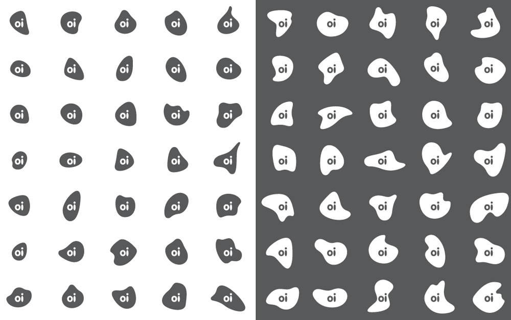 New Logo and Identity for Oi by Wolff Olins and Futurebrand