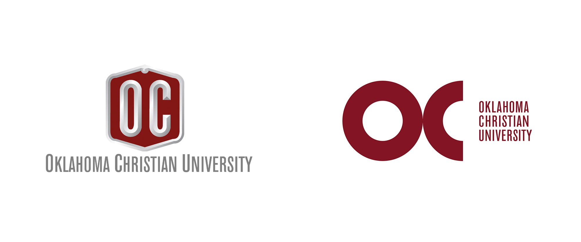 New Logo and Identity for Oklahoma Christian University by Switch