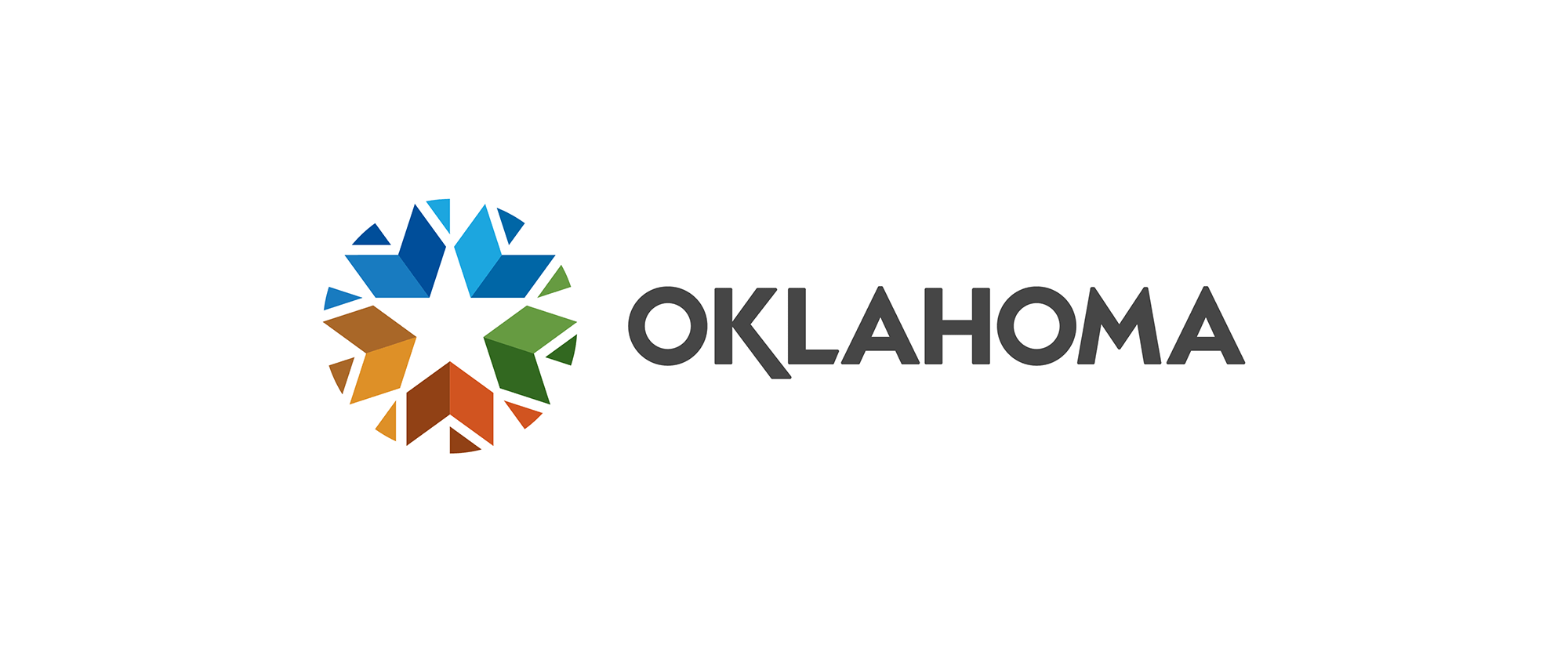 New Logo for the State of Oklahoma