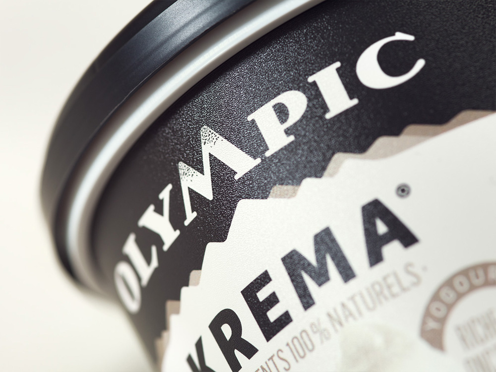 New Logo and Packaging for Olympic Dairy by lg2