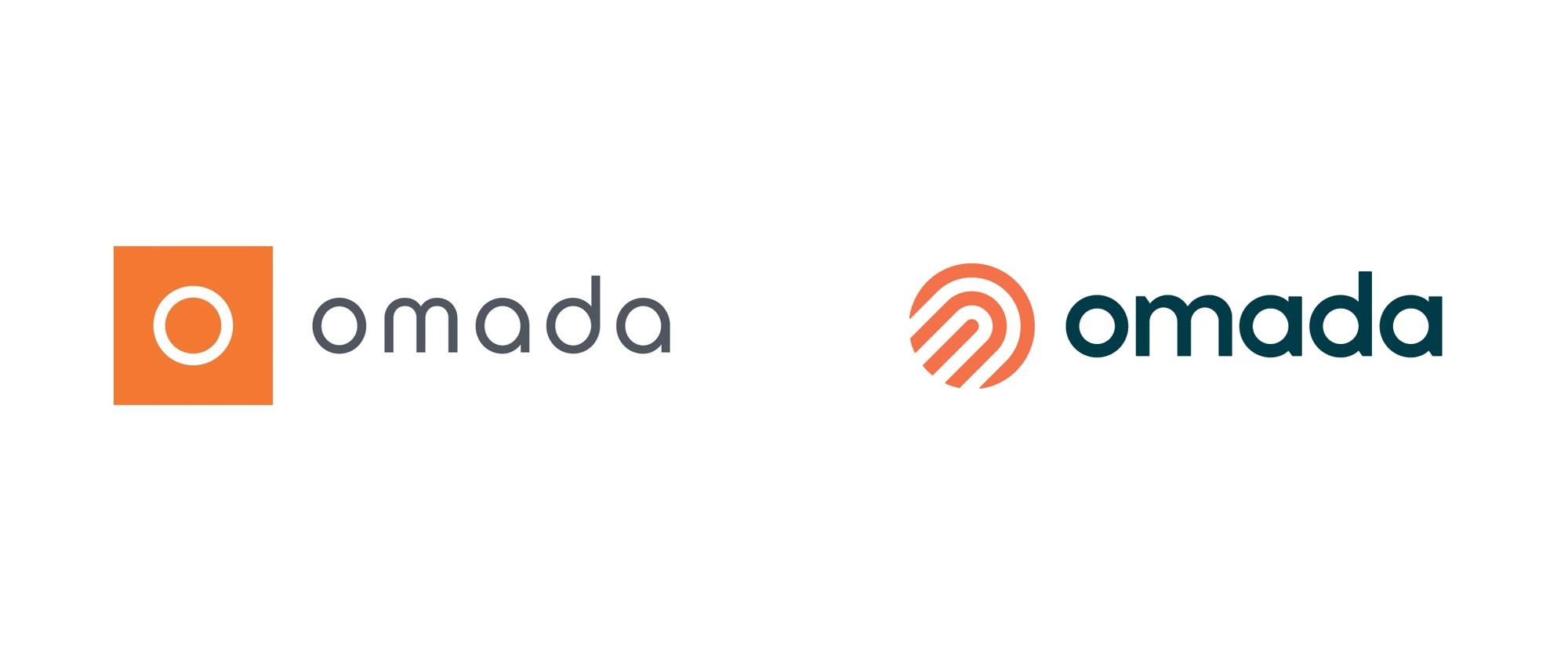 New Logo and Identity for Omada