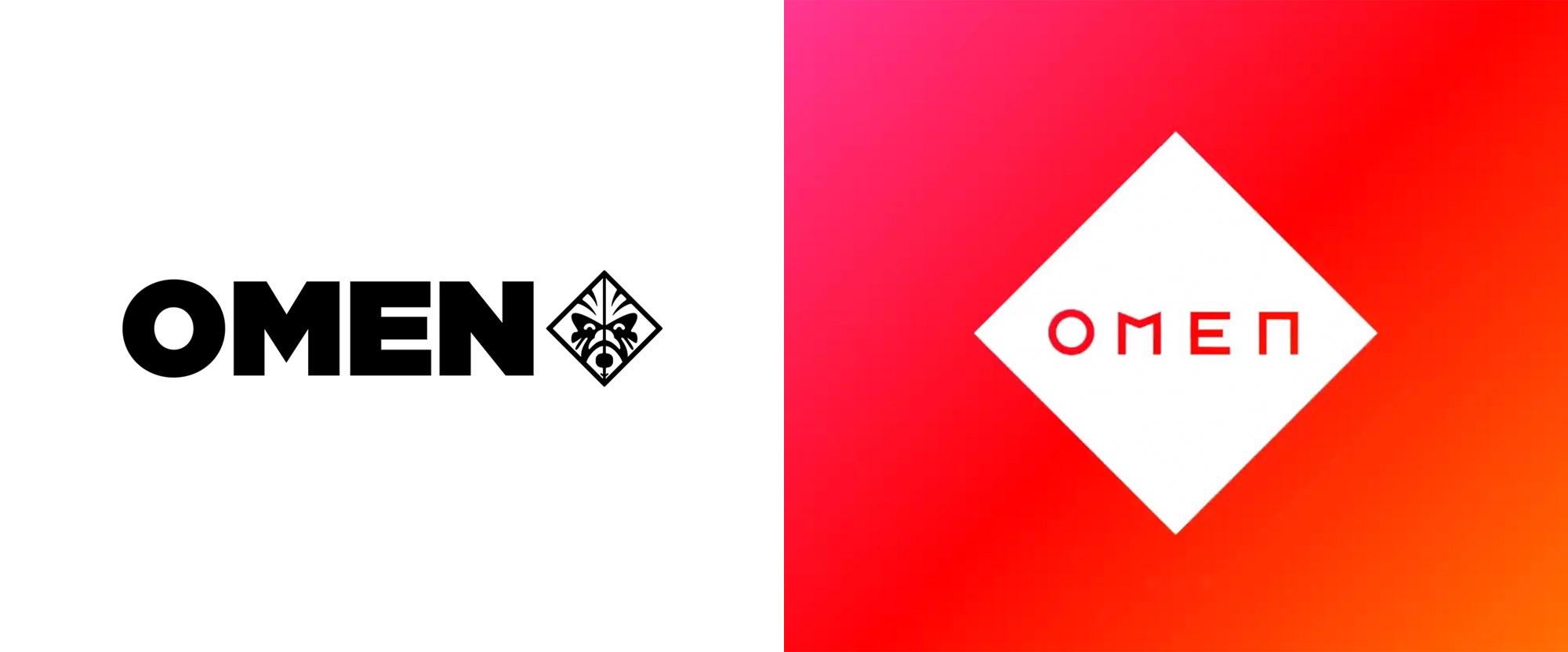 New Logo for HP Omen