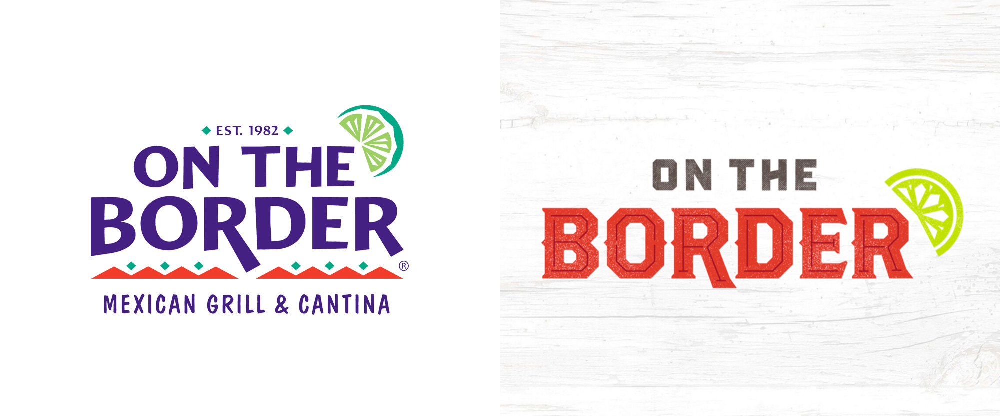 New Logo for On The Border by RBBM