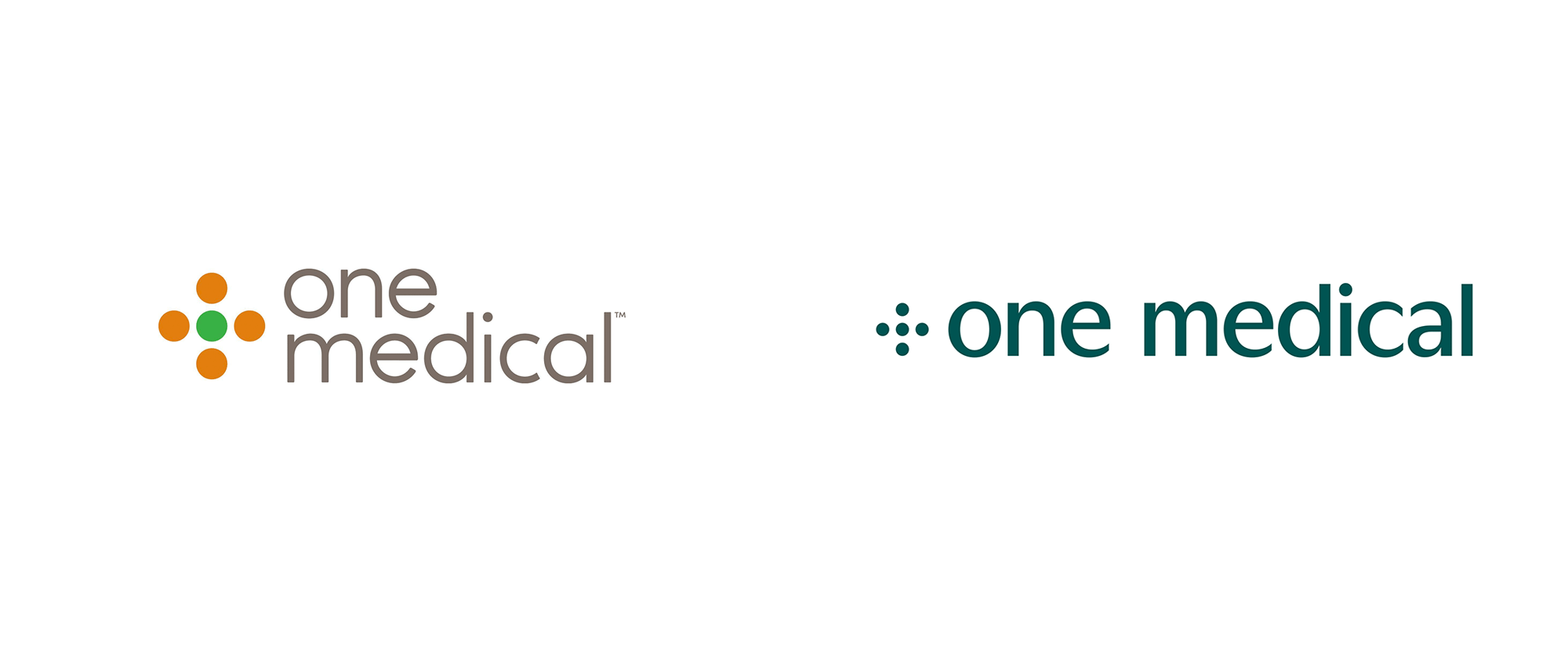 24065a78c16 Brand New: New Logo and Identity for One Medical by Moniker and In-house