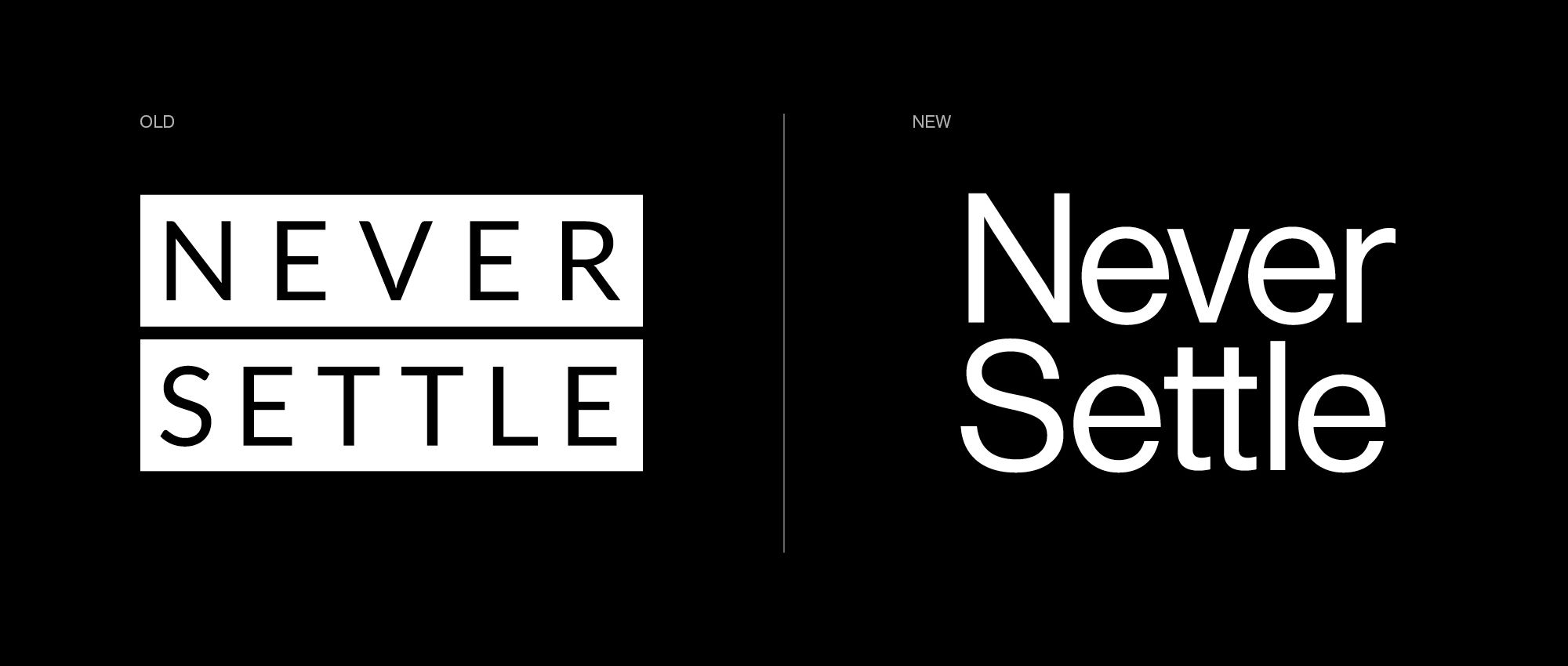 New Logo and Identity for OnePlus