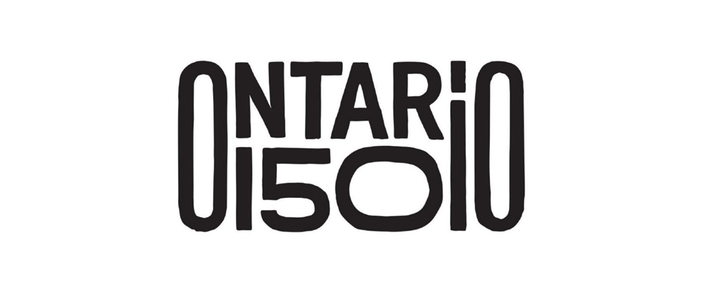 New Logo for Ontario 150th Anniversary
