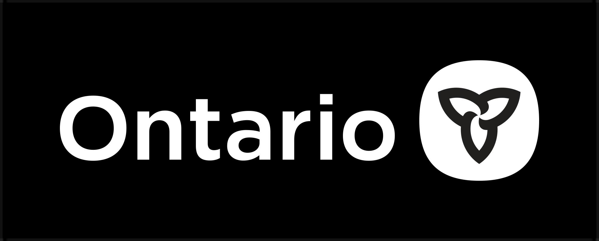 New Logo for Ontario