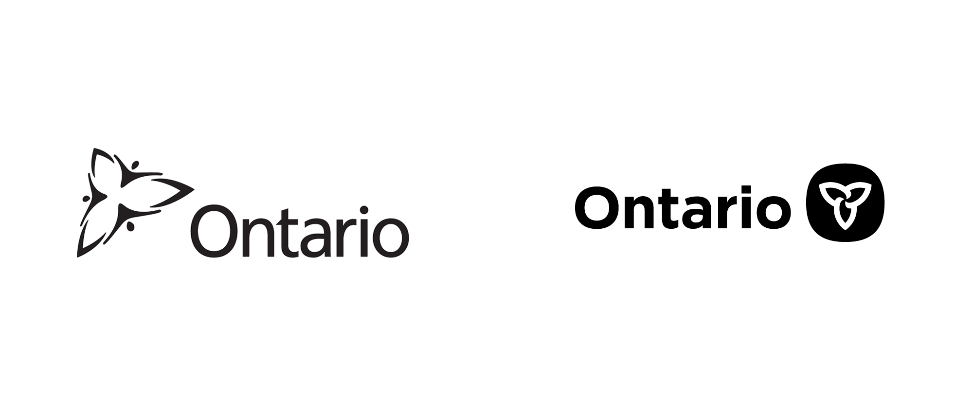 New Logo for Ontario