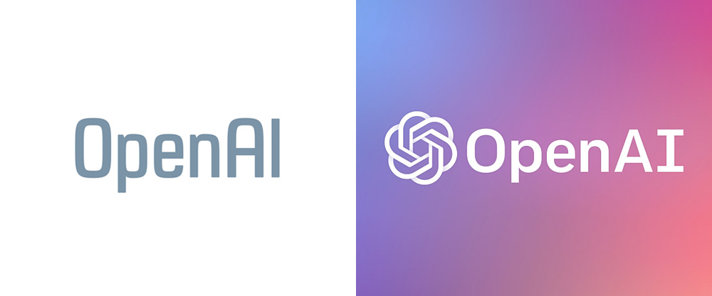 New Logo and Identity for OpenAI by Nonlinear