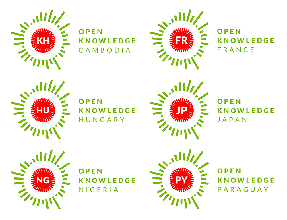 New Logo and Identity for Open Knowledge by johnson banks