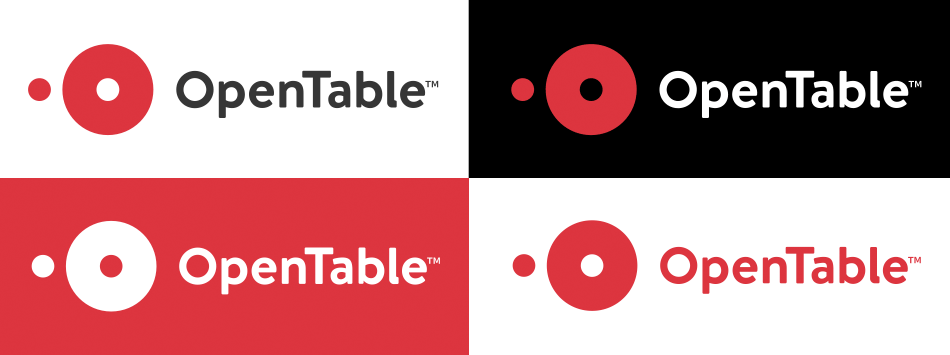 New Logo for OpenTable