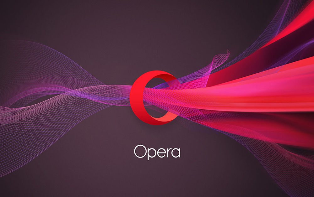 New Logo for Opera done In-house with Anti and DixonBaxi