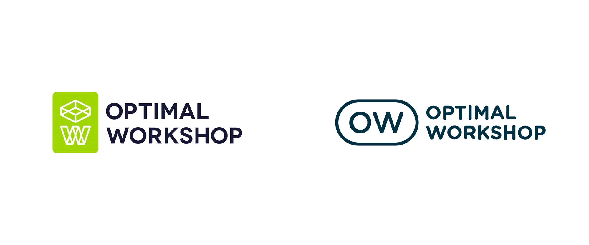 New Logo for Optimal Workshop