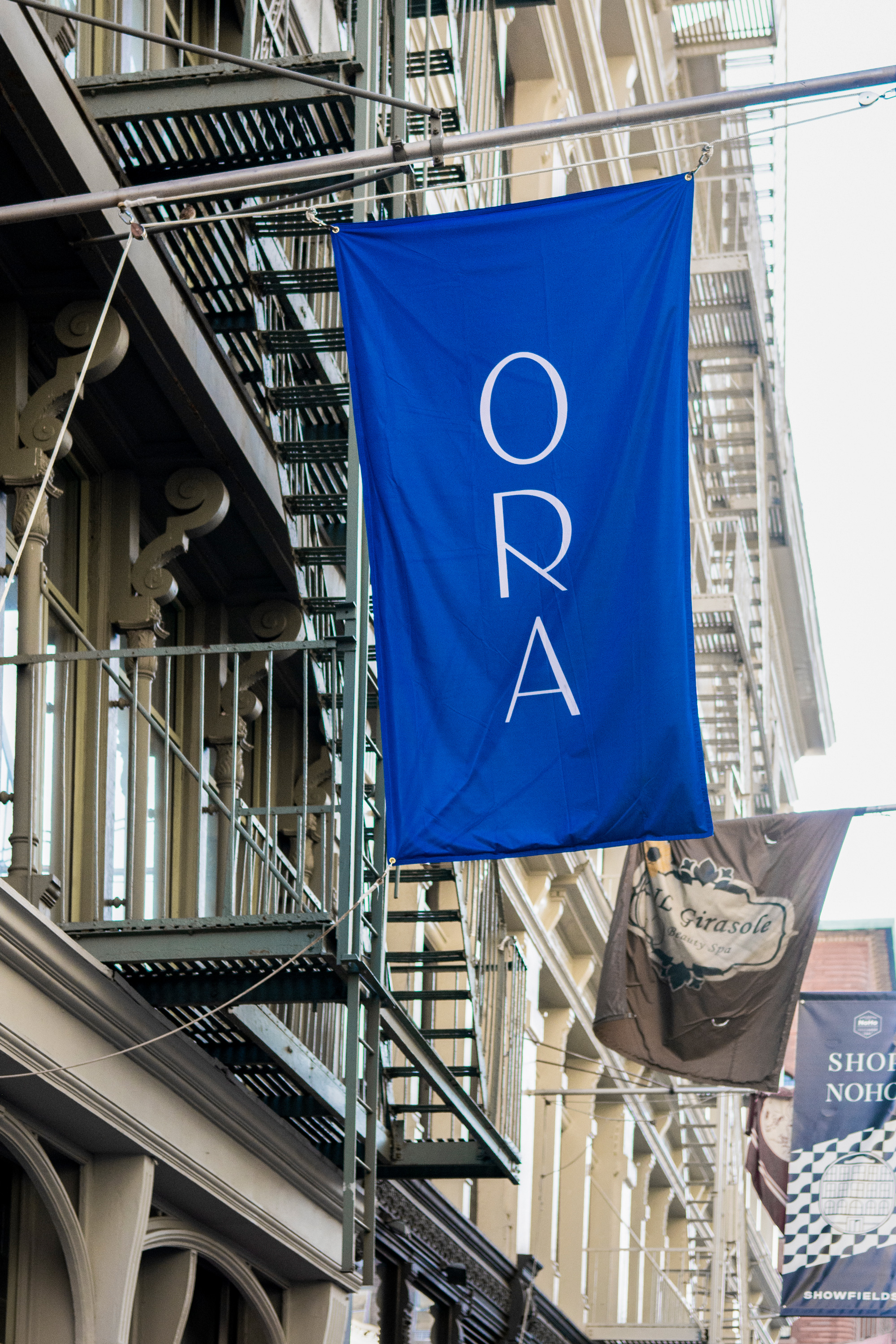 New Logo and Identity for ORA by The Working Assembly