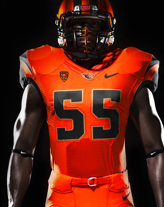 Oregon State Athletics Logo, Identity, and Uniforms