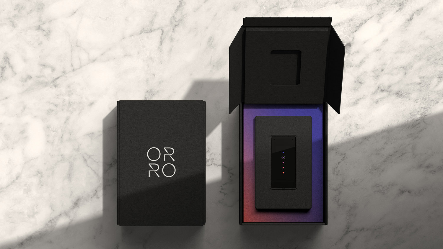 New Logo, Identity, and Packaging for Orro by Enlisted Design